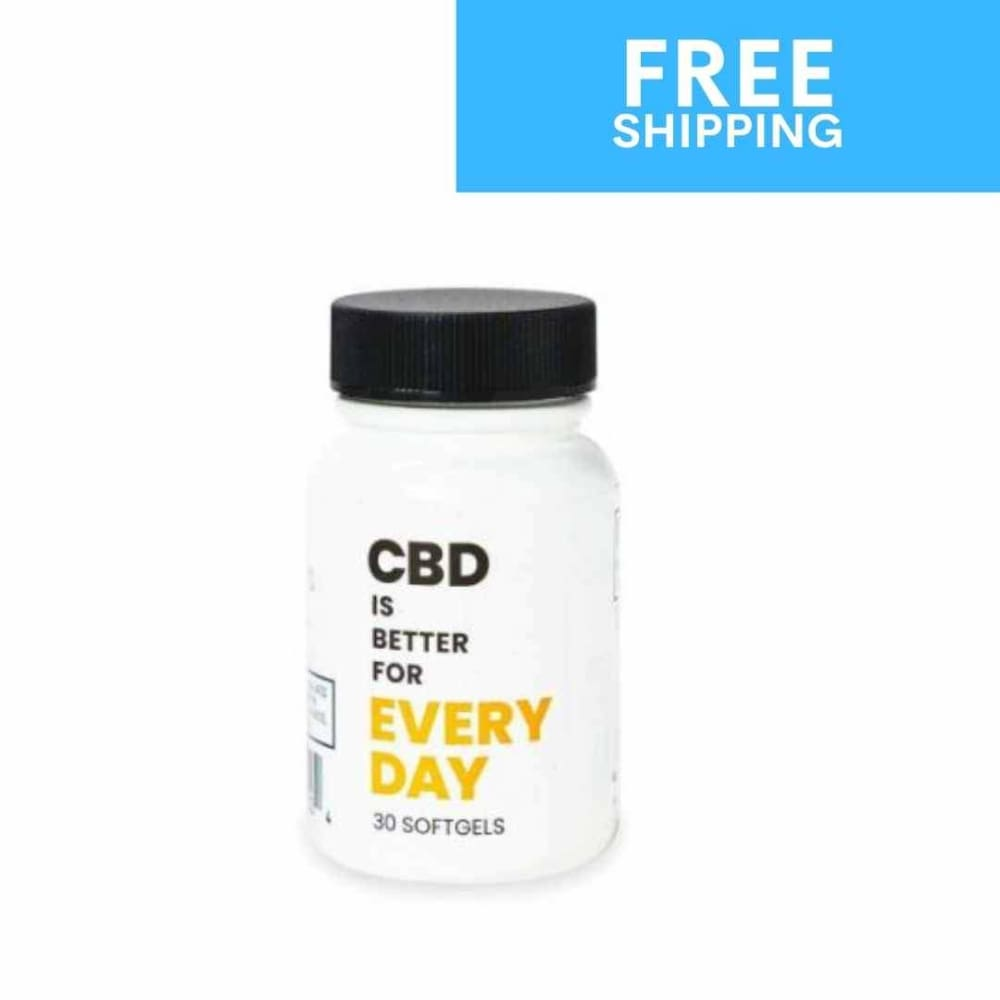 CBD Is Better For - CBD Capsules