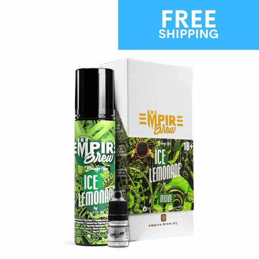 Empire Brew Ice Lemonade Vape Juice Shortfill