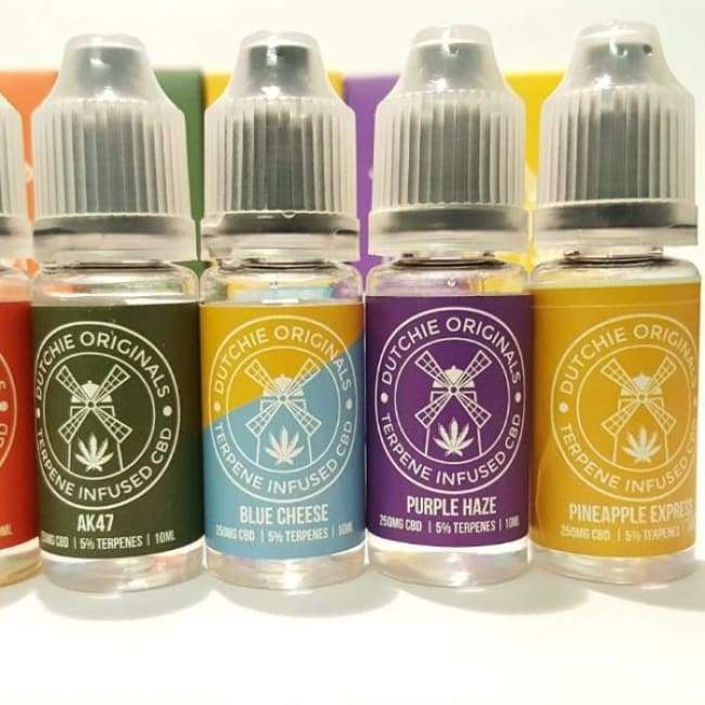Purple Haze Full Spectrum CBD E-Liquid - 250mg 10ml