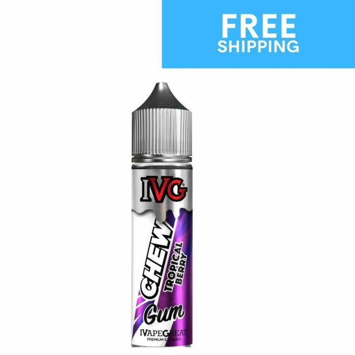 IVG Chew tropical berry