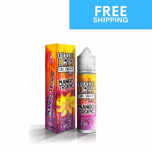 Double Drip Mango Tropic | 60ml - Eliquid
