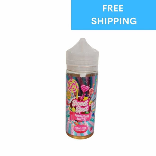 Sweet Spot Eliquid Bubblegum Bottles - Eliquid