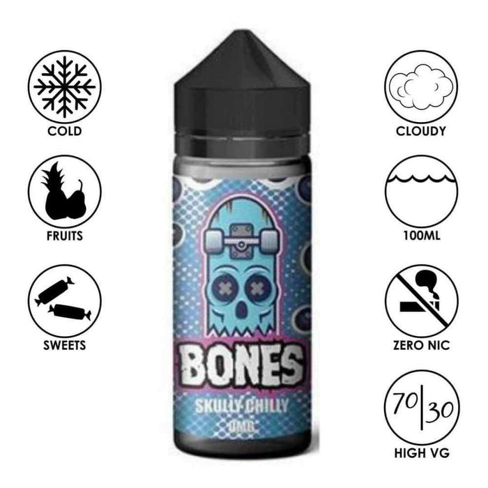 Bones by Wick Liquor Skully Chilly - Juice