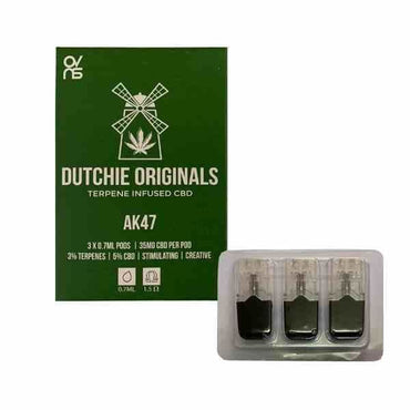 AK47 CBD eliquid Pods 5% | Juul compatible - cbd eliquid