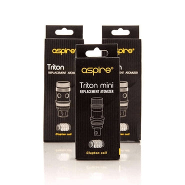 Aspire Triton Mini Replacement Coils - Pack of 5 - Accessories