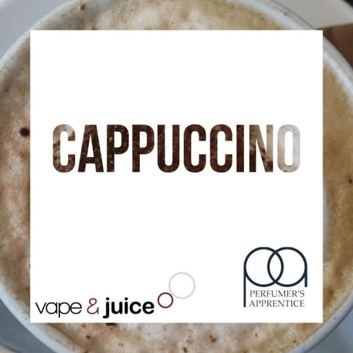 Cappuccino TPA - Perfumers Apprentice E-liquid DIY Concentrate 30ml - Accessories