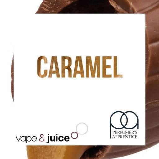 Caramel TPA - Perfumers Apprentice DIY E-liquid Concentrate 30ml - Accessories