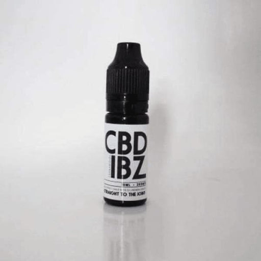 CBD IBZ - Straight to the Joint - French Vanilla 200mg - CBD oil