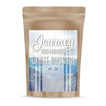 Journey CBD Flowers - White Russian 1g - Juice