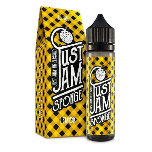 Just Jam - Lemon Sponge Shortfill