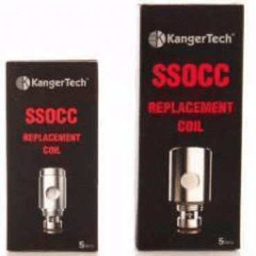 Kanger Subtank Replacement Coils - Pack of 5 - Accessories