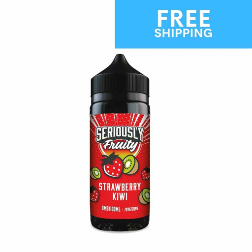 Strawberry kiwi- seriously fruity - doozy
