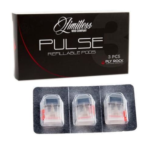 Limitless Pulse Pods 3 Pack - pods