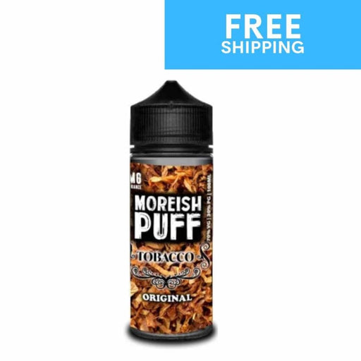 moreish puff tobacco