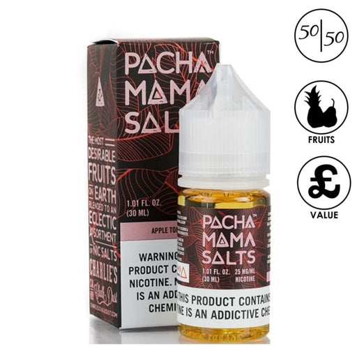 Pachamama Salts - Apple Tobacco - Juice