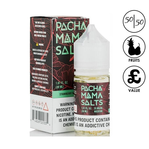 Pachamama Salts Strawberry Watermelon - Juice