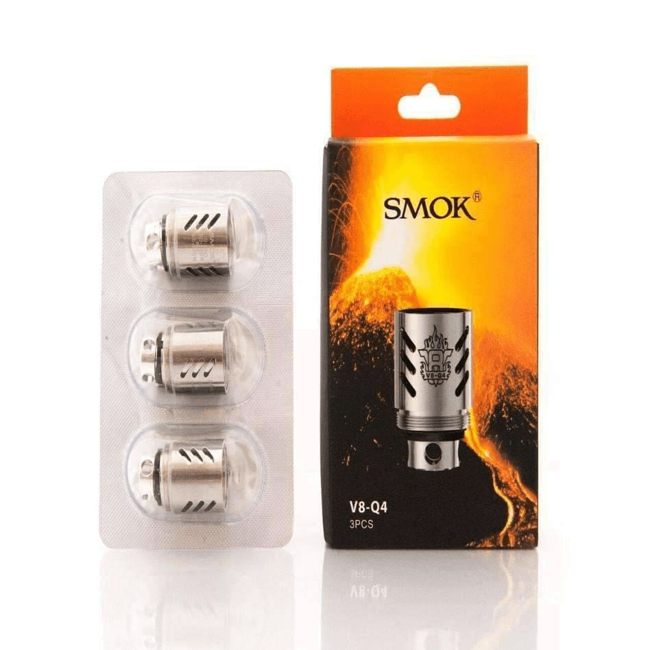 Smok TFV8 V8-Q4 Coils - Pack of 3 - Accessories
