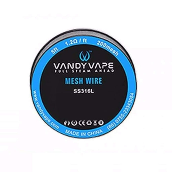 Vandy Vape Mesh SS316L Wire - Accessories