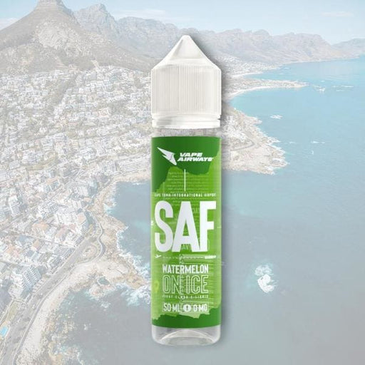 Vape Airways - SAF Watermelon Ice - Juice