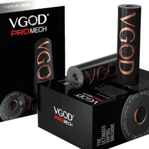 VGOD Pro Mech Mod - Devices