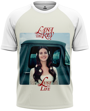 Camiseta Lana Del Rey - Lust for Life