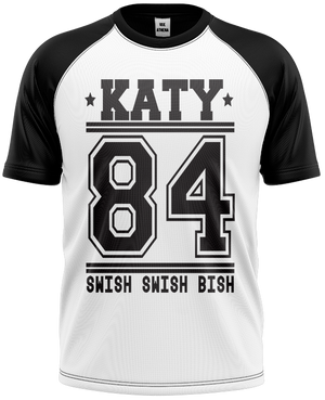 Camiseta Katy Perry - Raglan