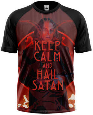 Camiseta American Horror Story - Anti Christ