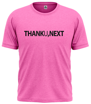 Camiseta Ariana Grande - Thank u, next
