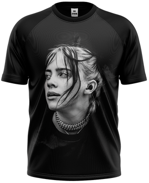 Camiseta Billie Eilish - PB