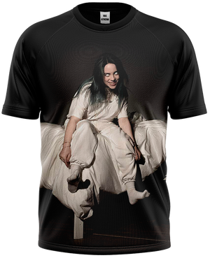 Camiseta Billie Eilish - Album