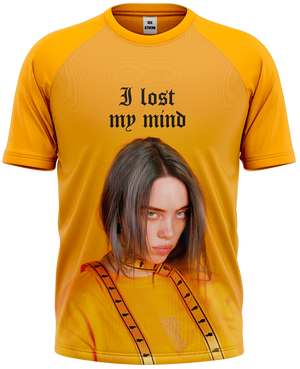 Camiseta Billie Eilish - Bellyache