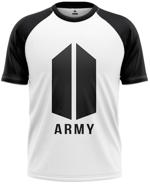 Camiseta BTS - Army
