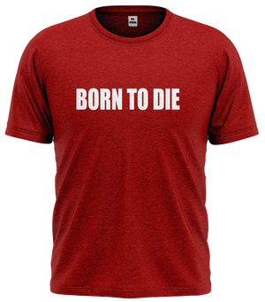 Camiseta Lana del Rey - Born to die