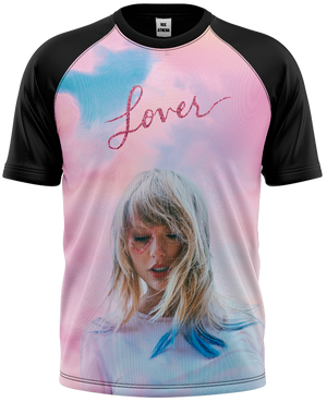 Camiseta Taylor Swift - Lover