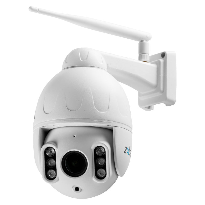 Zxtech Mini PTZ 5MP Wireless Standalone CCTV Camera