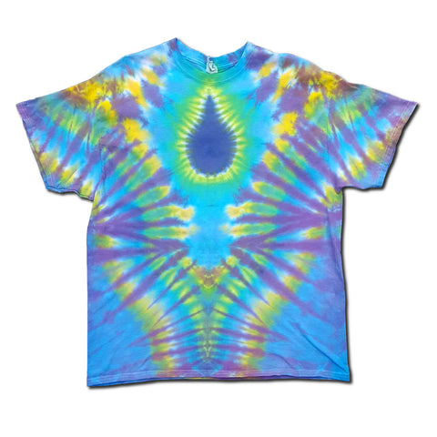 Tear Drop Tie Dye T-Shirt