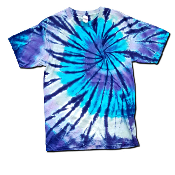 The Blues Standard Spiral Color T-Shirt