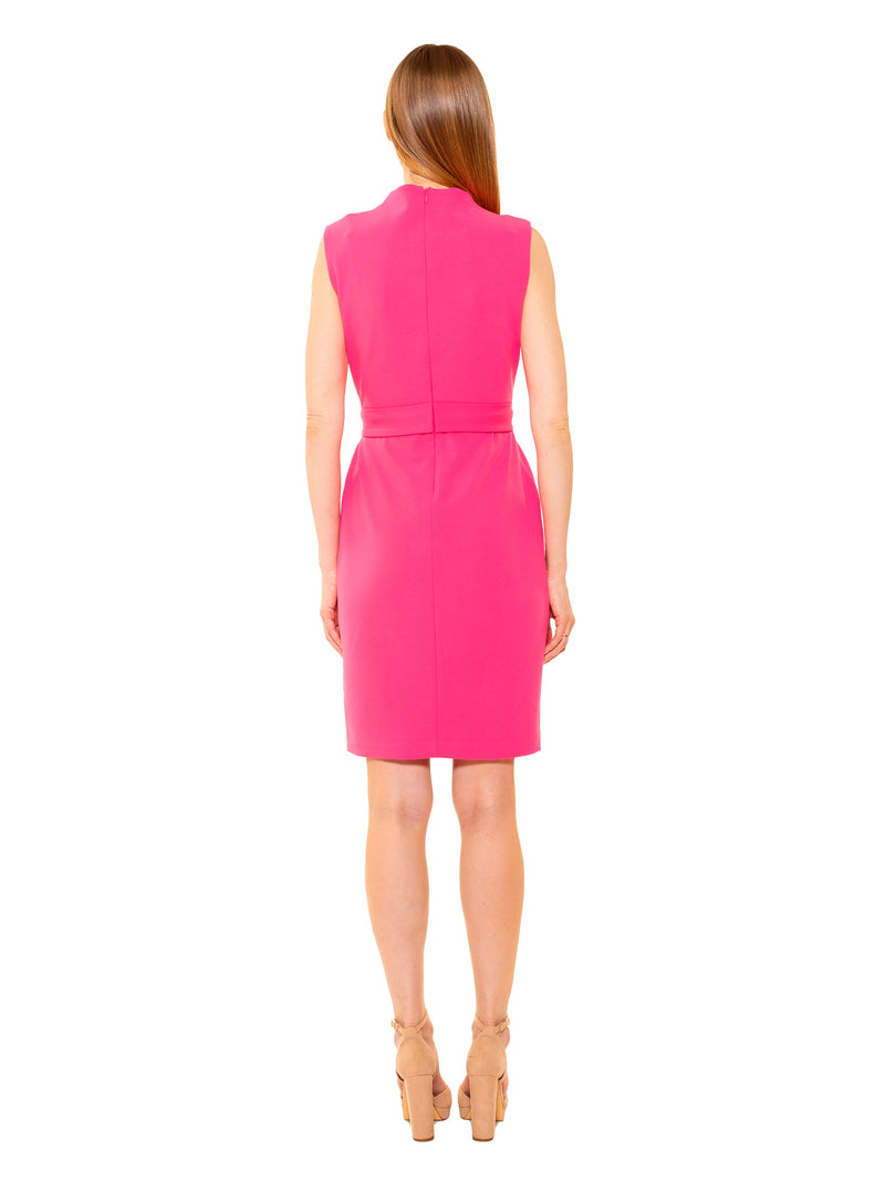 Savannah Sleeveless Wrap Sheath [product_type)