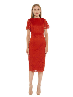 Delora Lace Sheath