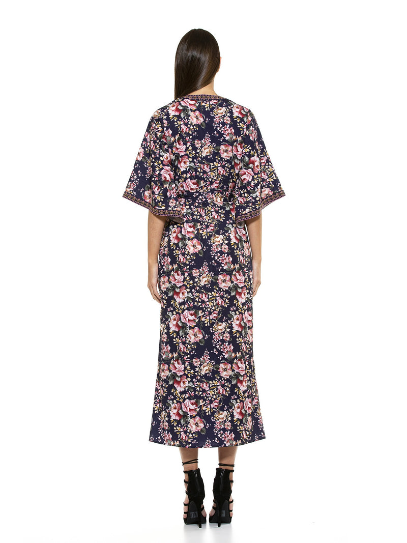 Kaylee Kimono Sleeve Wrap Dress [product_type)