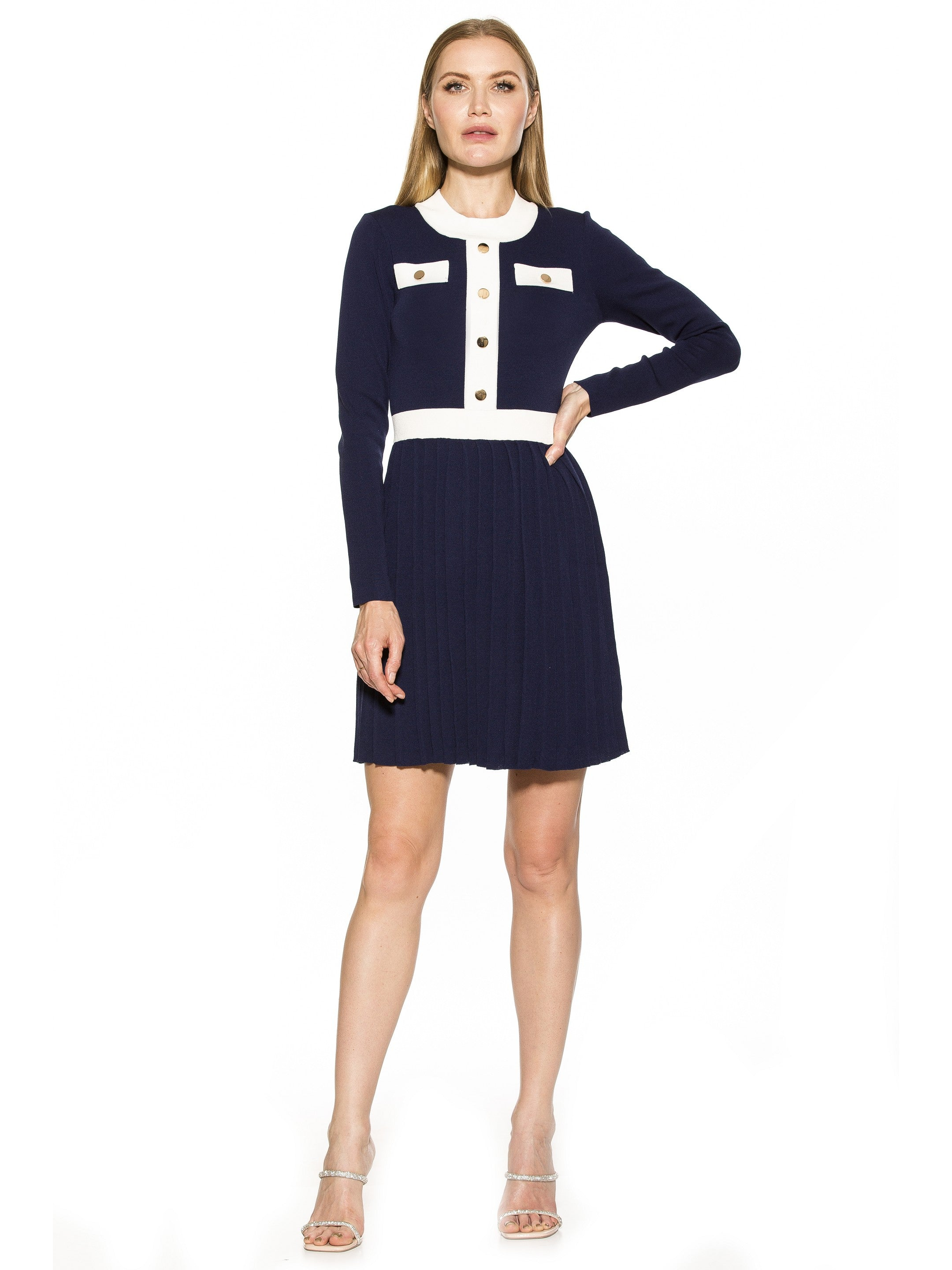 Simona Knit Dress
