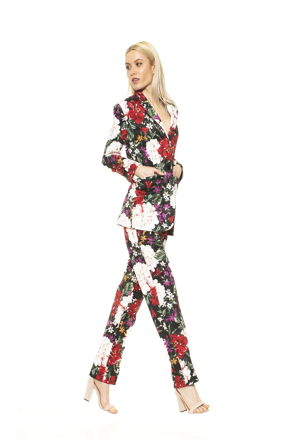 Diana Floral Print Trouser [product_type)