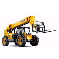 JCB 506-36, 507-42, 509-42, 510-56 Loadalls Service Manual - 9803/3740-06