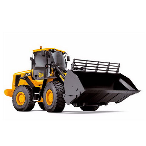 JCB 426, 436, 446 Wheeled Loading Shovel Service Manual - 9803/4160-15