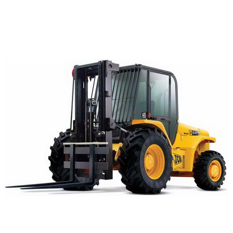 JCB 926, 930, 940 Rough Terrain Fork Lift Service Manual - 9803/5100-16