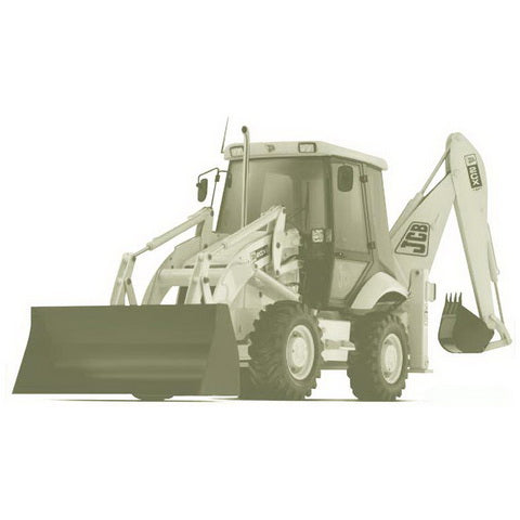 JCB 2CX, 210, 212 Backhoe Loader Service Manual - 9803/7130-07