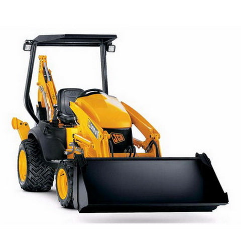 JCB 1CX, 208S Backhoe Loader Service Manual - 9803/8550-12