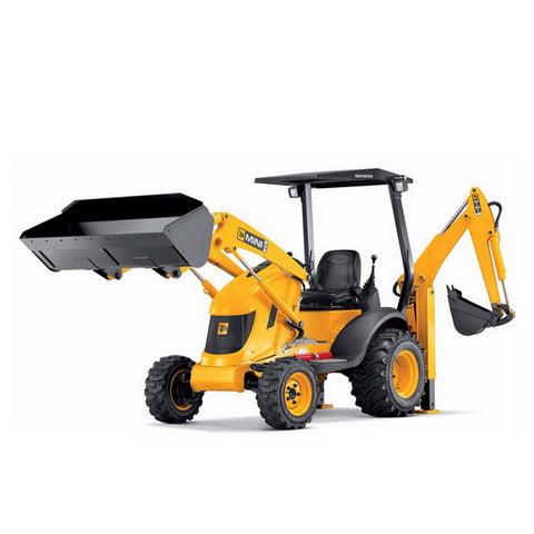 JCB Mini CX Backhoe Loader Service Manual - 9803/9340-8