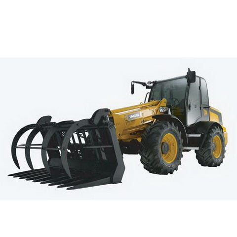 JCB TM310 Agricultural Loader Service Manual - 9803/9520-06