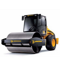 JCB Vibromax VM Range - Tier III Single Drum Roller Service Manual - 9803/9590-5
